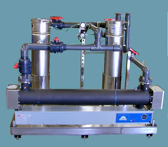 Industrial Filtration Equipment : Pharma biotech laboratory chemical and plastics