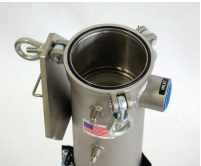 Wing Nuts are a long proven reliable way to seal your Bag Filter Housing.