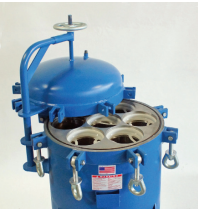 Multiround Bag Filter Housings allow for almost limitless flow capabilities.