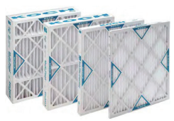 Koch Air Filters Extended Surface  Pleats