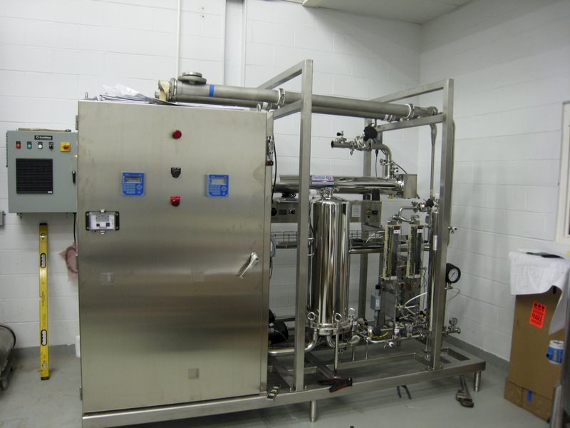 Industry Served Nh Industrial Filter Water Purification