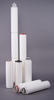 Food and Beverage Pleated Filter Cartridges
