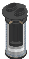 Donaldson Vapor Absorbtion Compressed Air Filter
