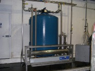 Carbon Filter Dechlorination City Water for Dairy