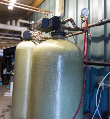 Brewing Well Water Iron Removal Nh Industrial Filter