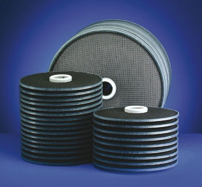 De Filter Or Lenticular Filter Nh Industrial Filter