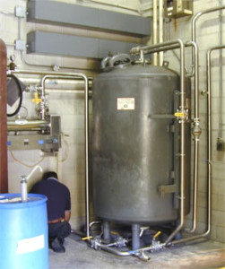 Carbon Filters for Dechlorination | NH Industrial Filter Water